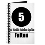 5 Fulton (Classic) Journal