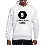 5 Fulton (Classic) Hooded Sweatshirt