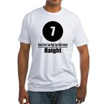 7 Haight (Classic) Fitted T-Shirt