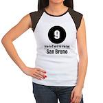 9 San Bruno (Classic) Women's Cap Sleeve T-Shirt