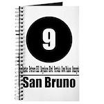 9 San Bruno (Classic) Journal