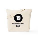 19 Polk (Classic) Tote Bag