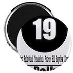 19 Polk (Classic) Magnet