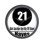 21 Hayes (Classic) Wall Clock
