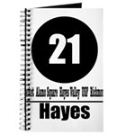 21 Hayes (Classic) Journal