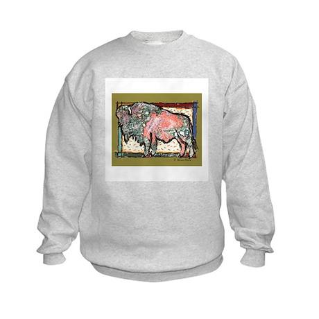 BISON/BUFFALO Kids Sweatshirt