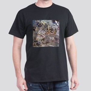 Maps Dark T-Shirt