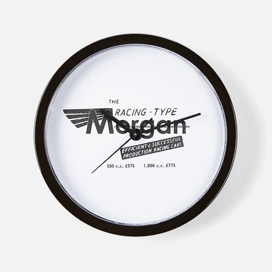 Morgan Wall Clock