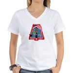STS-119 Women's V-Neck T-Shirt