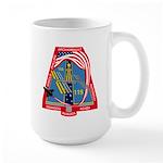 Space Shuttle STS-119 Large Mug
