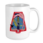 Space Shuttle STS-119 Large Mug
