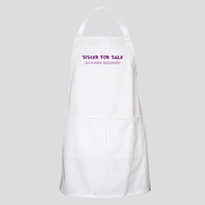 sister for sale BBQ Apron