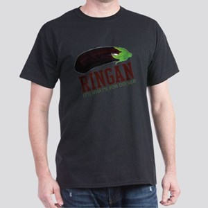 Ringan - Its Whats For Dinner Dark T-Shirt