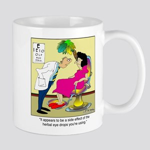 Herbal Eye Drop Side Effects Mug
