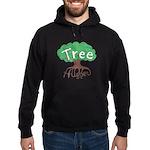Earth Day : Tree Hugger Hoodie (dark)