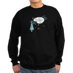 New Modern Retro Holidays Sweatshirt (dark)