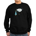 New Modern Retro Holidays Sweatshirt (dark)