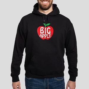 Big Apple New York Hoodie (dark)