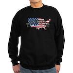 Vintage America Sweatshirt (dark)