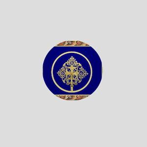 Ethiopian Orthodox Mini Button