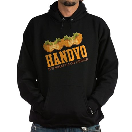 Handvo - Its Whats For Dinner Hoodie (dark)