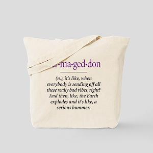 Karmageddon - Tote Bag