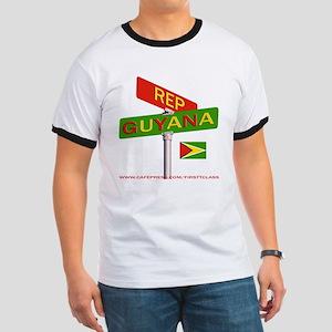 REP GUYANA Ringer T
