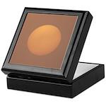 Sun Burning Fog Keepsake Box
