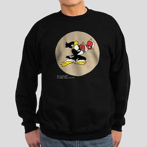334th FS Fighting Eagles Sweatshirt (dark)
