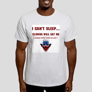 Evil Clowns Light T-Shirt