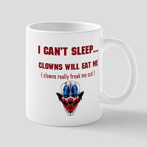 Evil Clowns Mug