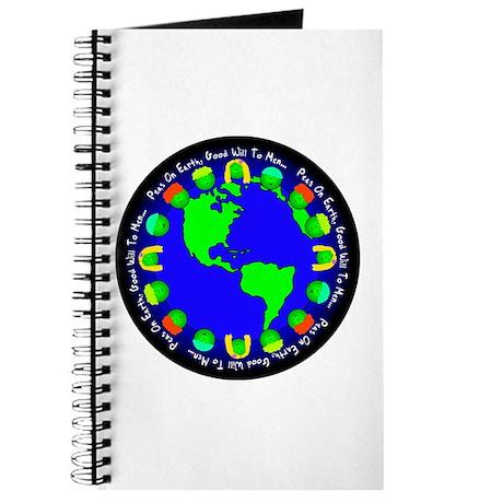 Peas On Earth Journal