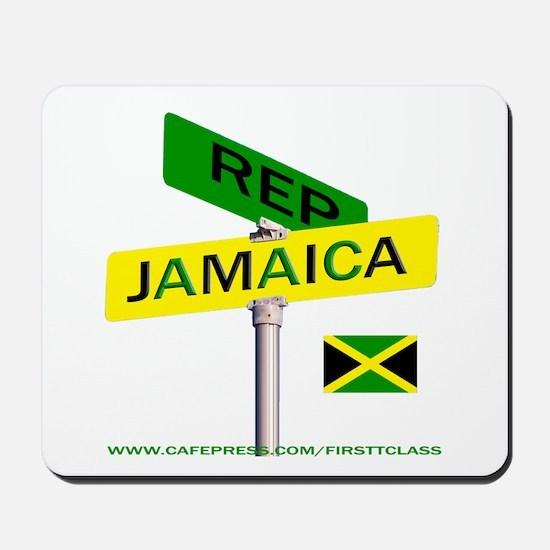 REP JAMAICA Mousepad
