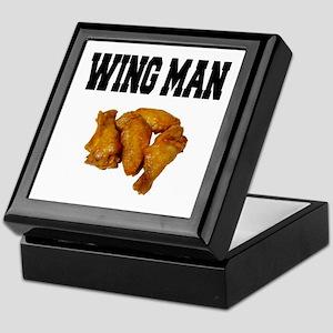Wing Man Keepsake Box