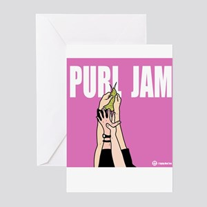 Purl Jam Greeting Cards (Pk of 20)
