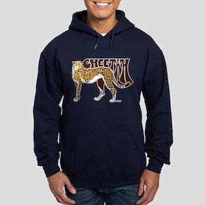 Cheetah Hoodie (dark)