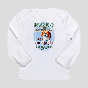 Never Mind for Boys Long Sleeve Infant T-Shirt