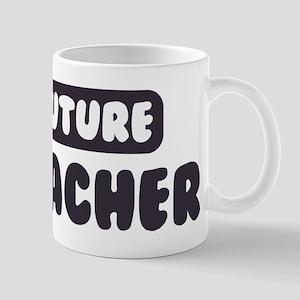 Future Teacher Mug