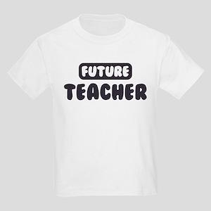 Future Teacher Kids Light T-Shirt