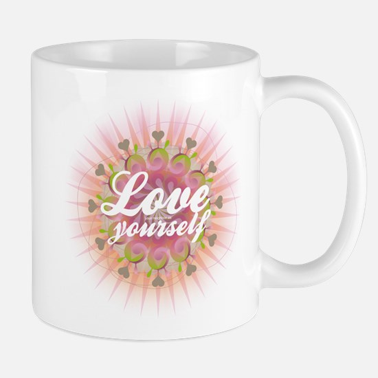 Love Yourself: Mug