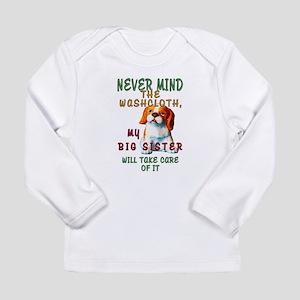 Never Mind for Boy or G Long Sleeve Infant T-Shirt