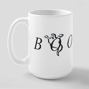 BOO! Ghost Large Mug
