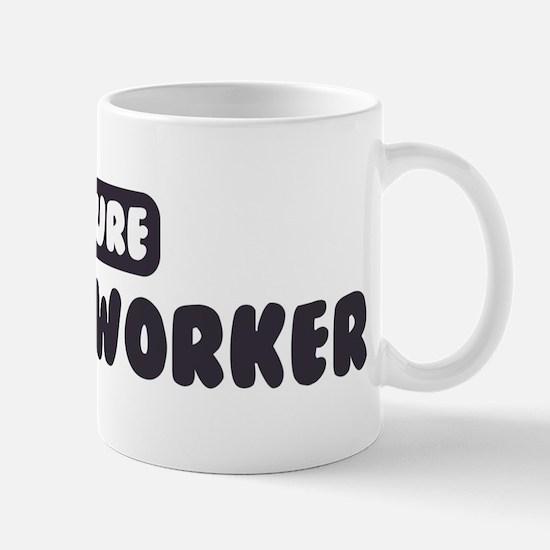 Future Postal Worker Mug