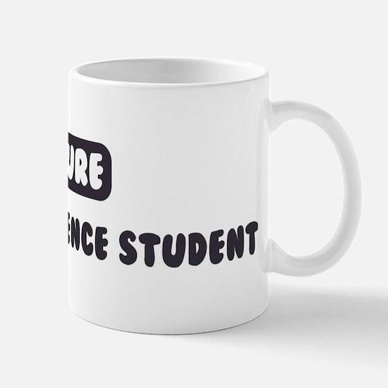 Future Political Science Stud Mug