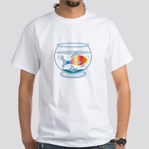 FISHY - White T-Shirt