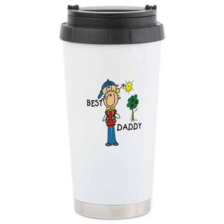 Best Daddy Stainless Steel Travel Mug