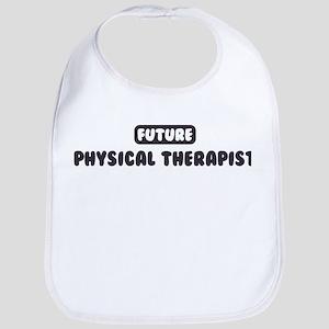 Future Physical Therapist Bib