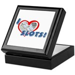 Slots Keepsake Box