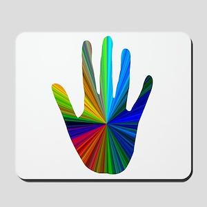 Healing Hand Mousepad