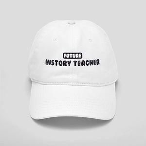 Future History Teacher Cap